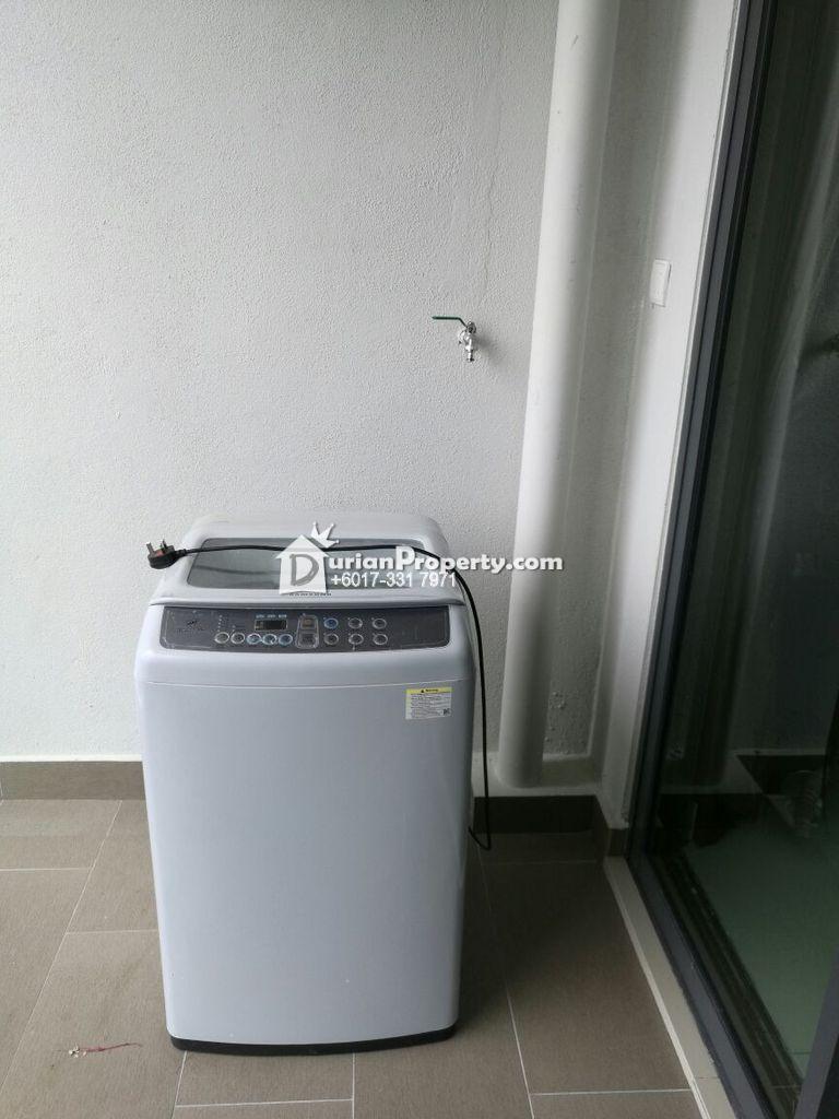 Serviced Residence For Rent at Univ 360 Place, Seri Kembangan