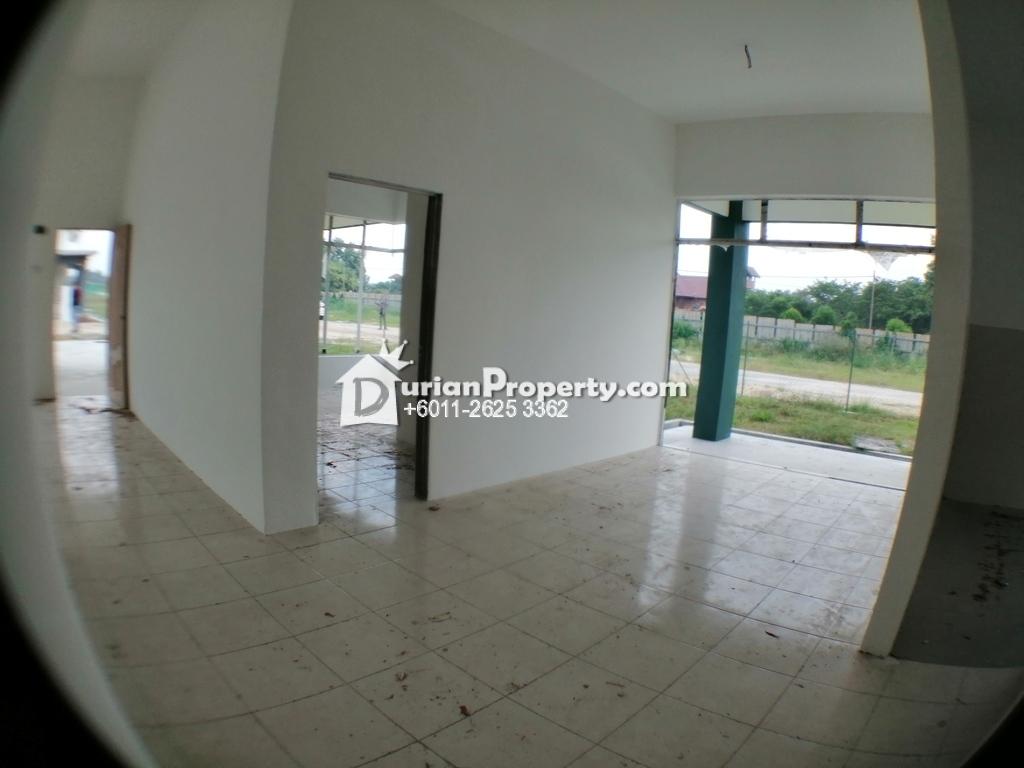 Bungalow House For Sale at Taman Koperat Putra, Terengganu