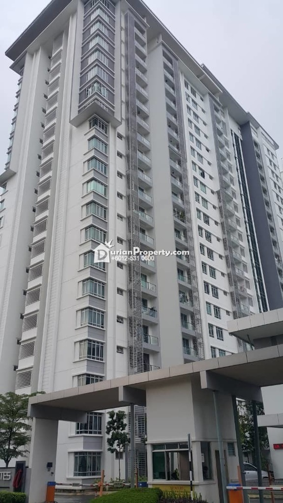 Apartment For Auction at Taman Austin Perdana, Johor Bahru
