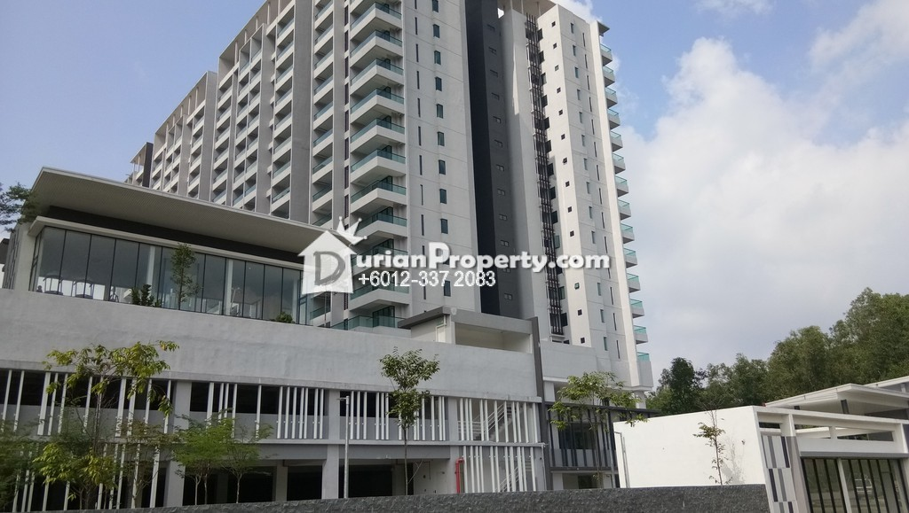 Condo For Rent at Paragon 3, Bandar Putra Permai