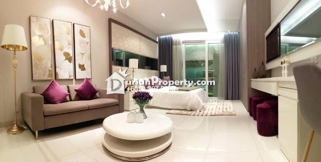 Serviced Residence For Sale at Dorsett Place, Subang Jaya
