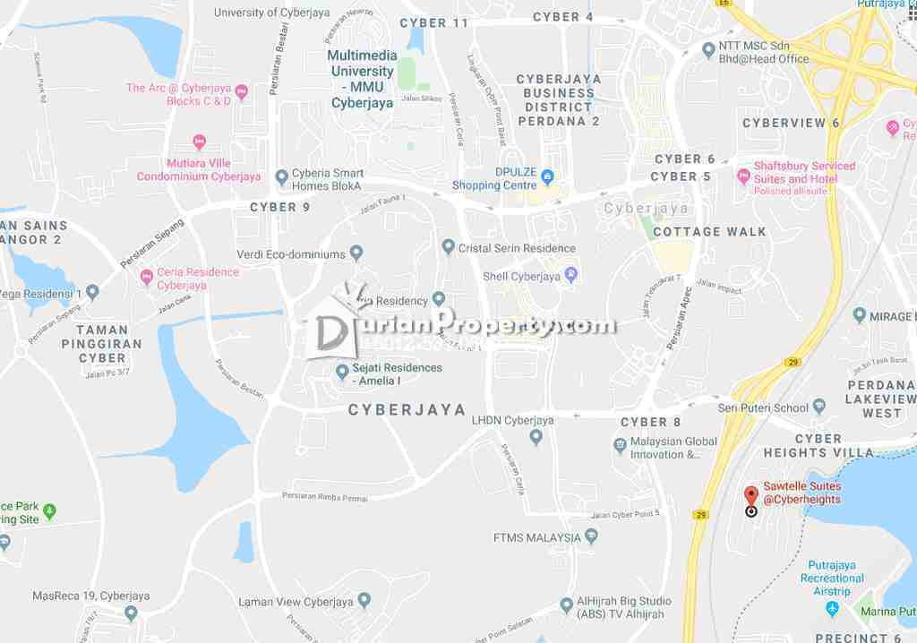 Apartment For Auction at Sawtelle Suites, Cyberjaya