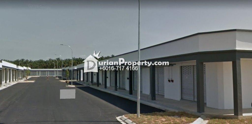 Commercial Land For Rent at Pulai, Johor Bahru