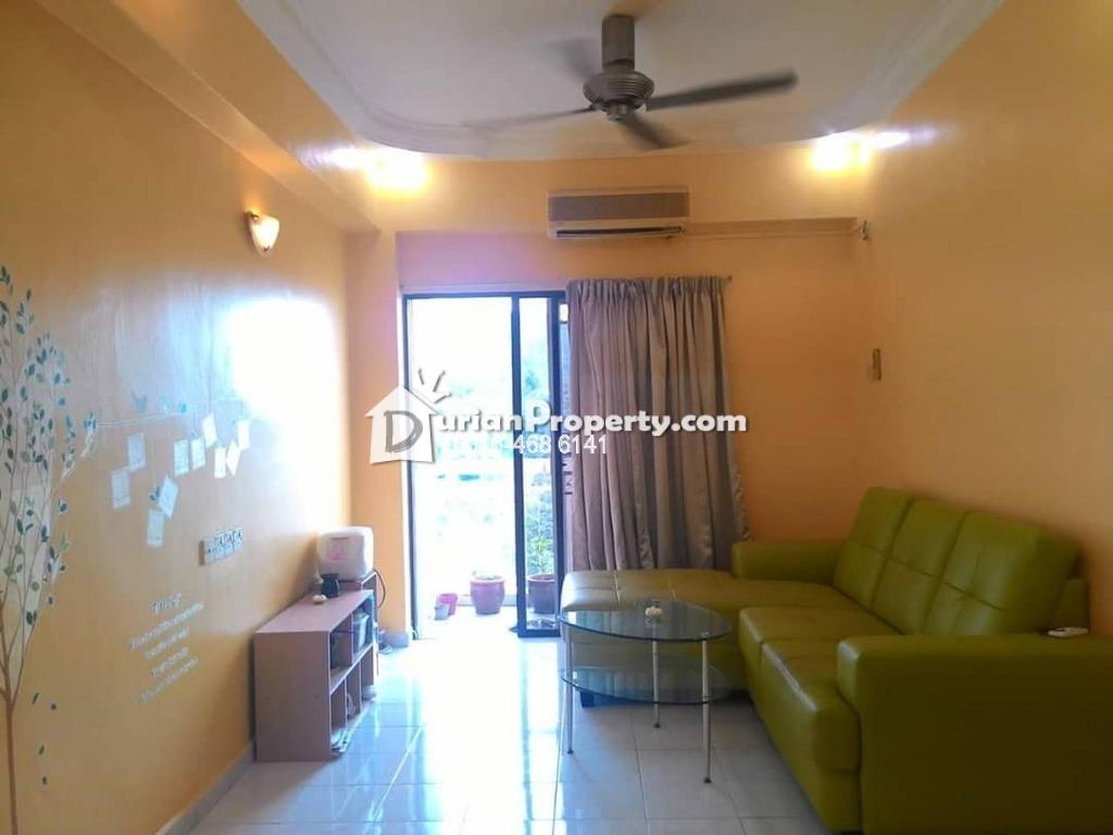 Apartment For Sale at Taman Desa Relau 2, Relau