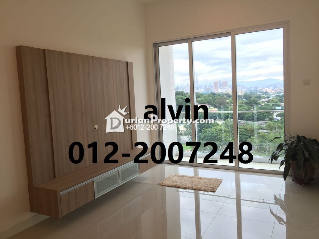 Condo For Rent at Desa Green Serviced Apartments, Taman Desa