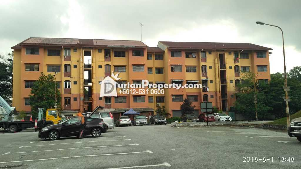 Apartment For Auction at Section 8, Shah Alam