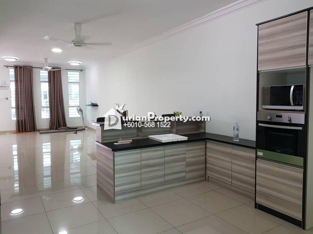 Terrace House For Rent at Bangi Avenue, Bangi