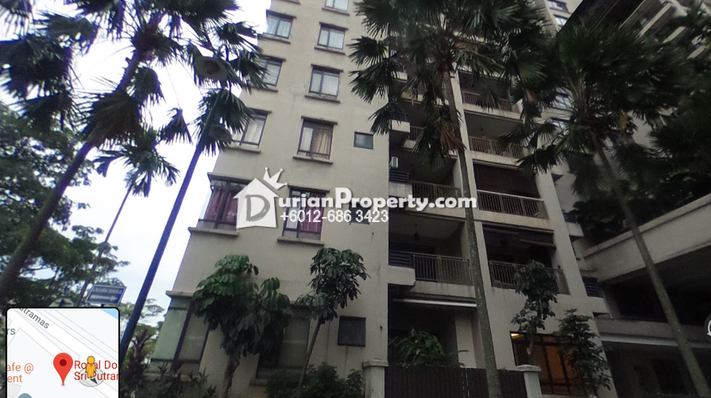 Condo For Sale at Sri Putramas II, Dutamas