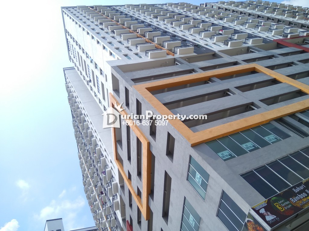 Serviced Residence For Rent at Ascotte Boulevard, Semenyih