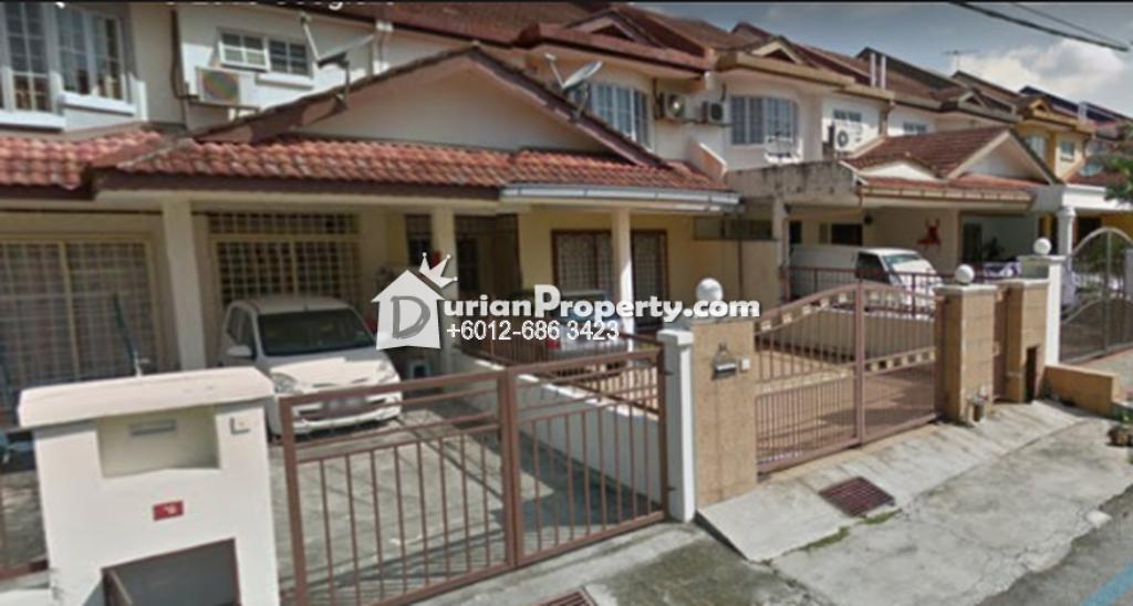 Terrace House For Sale at Taman Jasmin, Kajang