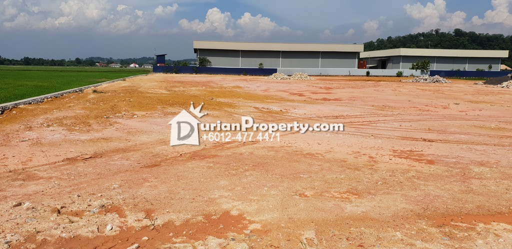 Residential Land For Sale at Permatang Pauh, Penang
