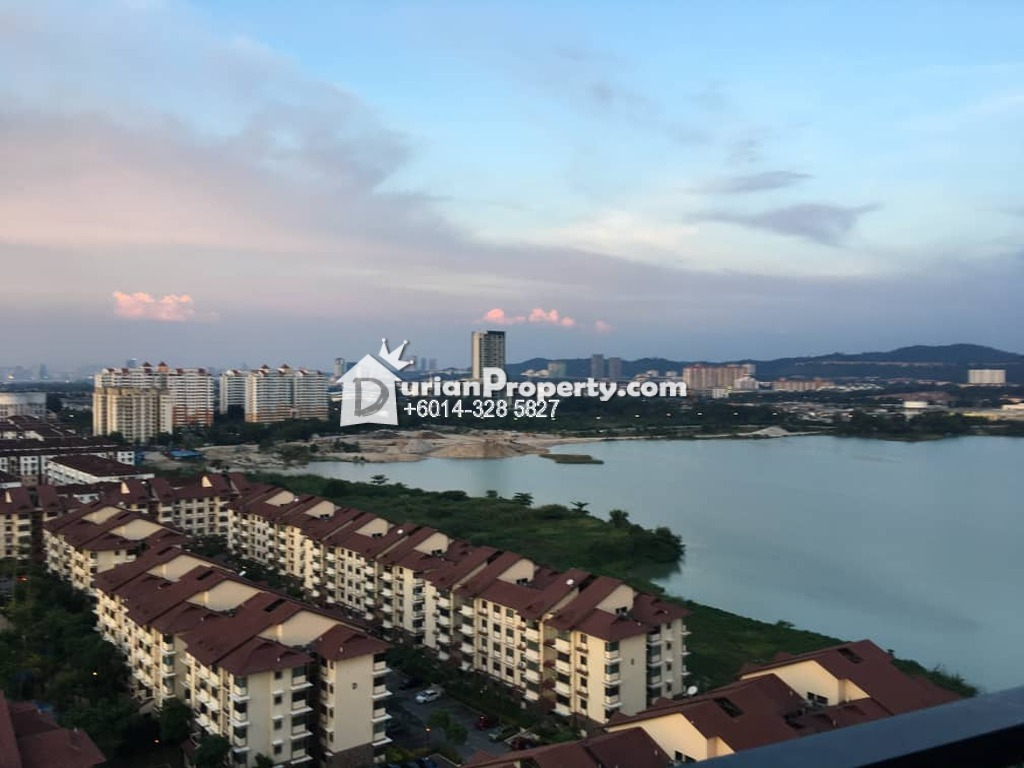 Apartment For Sale at Aurora Residence, Puchong