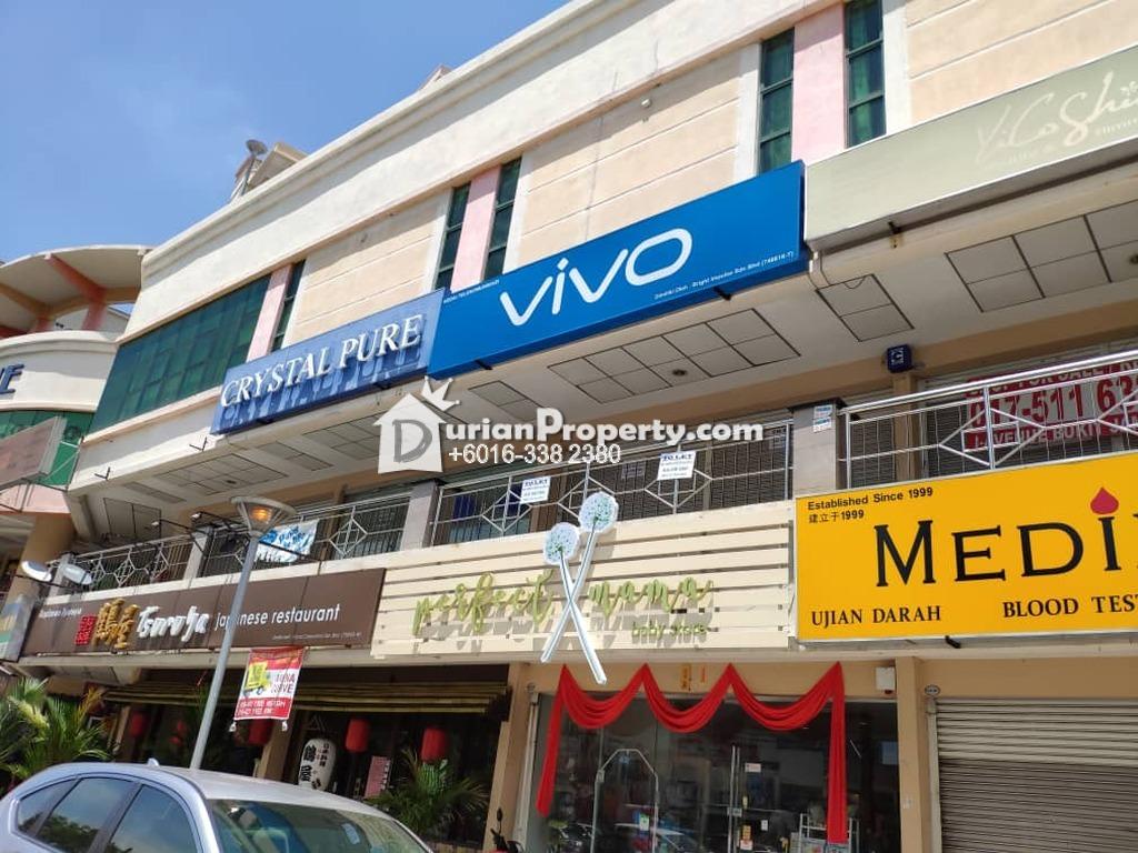 Shop Office For Sale at I-avenue, Penang