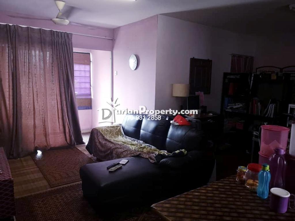 Apartment For Sale at Taman Sri Rampai, Setapak
