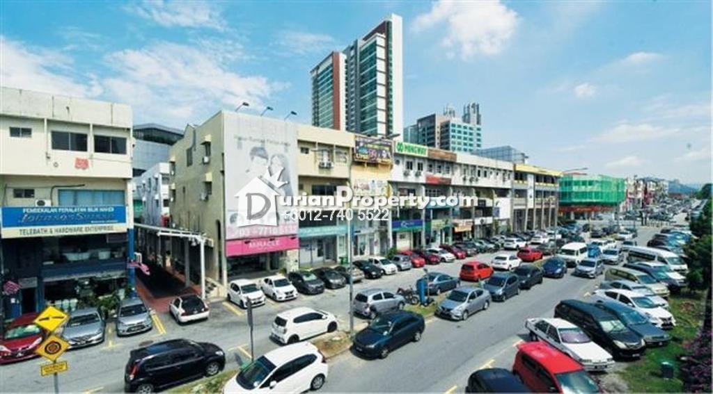 Shop For Rent at Uptown Residences, Damansara Utama