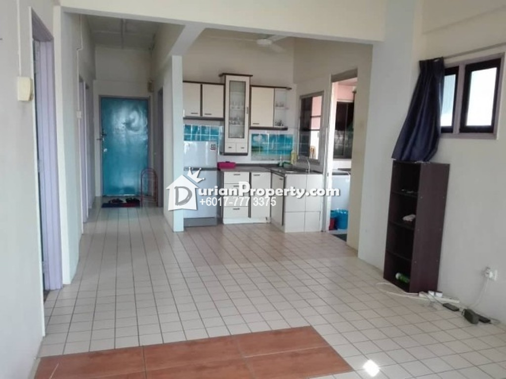 Apartment For Rent at Sri Bahagia Court, Taman Sri Bahagia