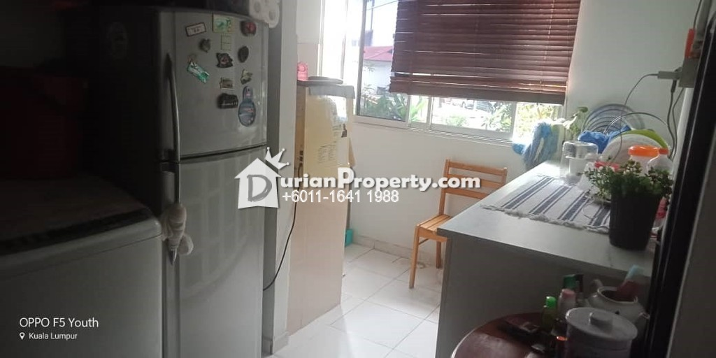 Flat For Rent at Taman Melati, Setapak