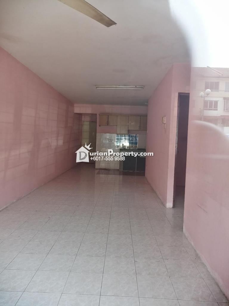 Apartment For Sale at Apartment Dahlia, Rawang