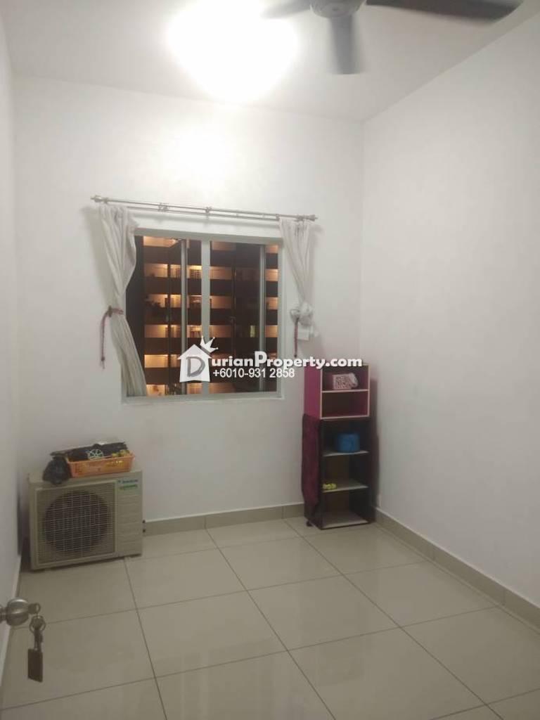 Condo For Rent at Residensi Rampai, Setapak