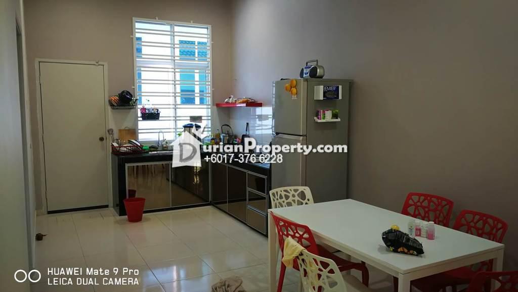 Terrace House For Rent at Taman Rembia Bahagia, Alor Gajah