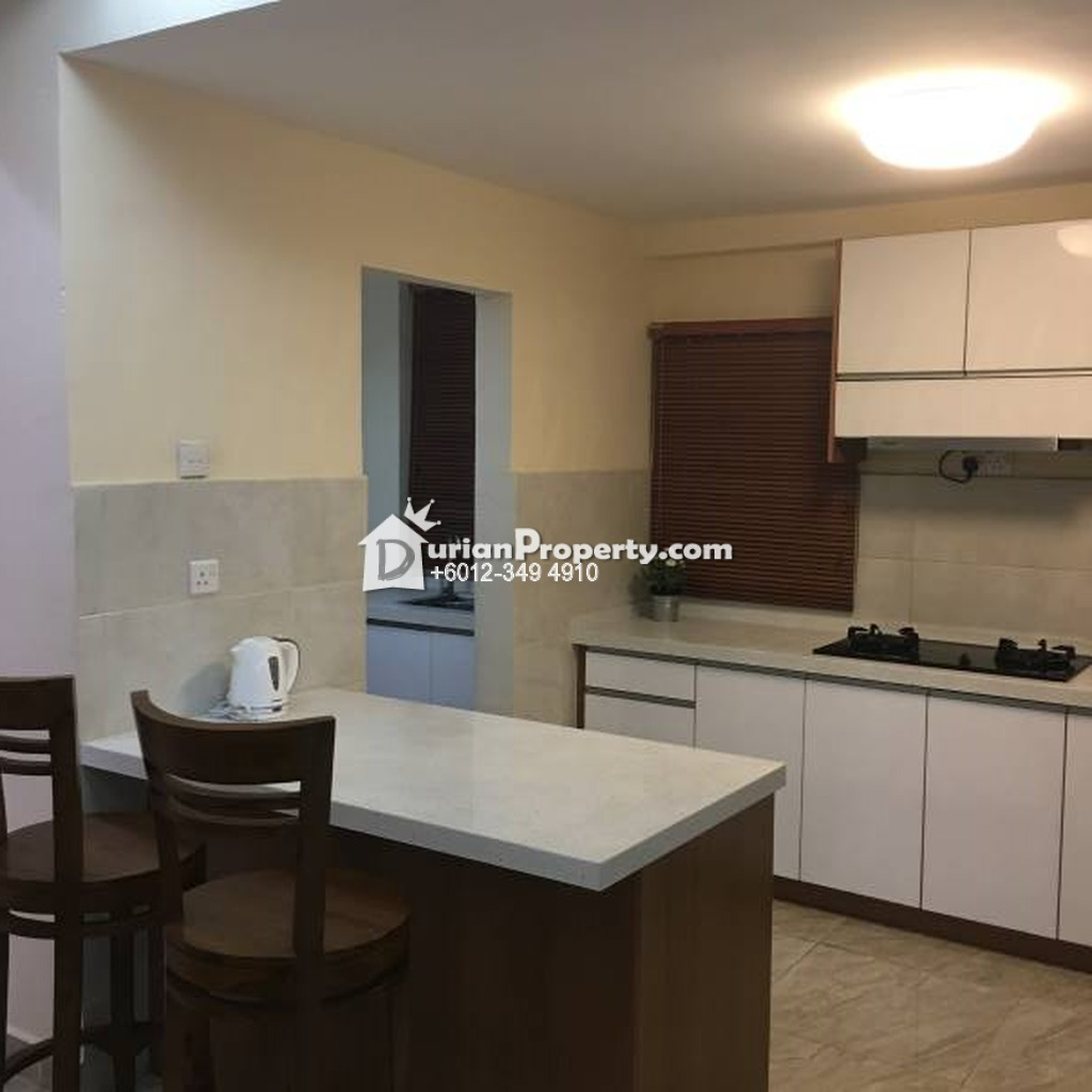 Condo For Rent at Seri Maya, Setiawangsa