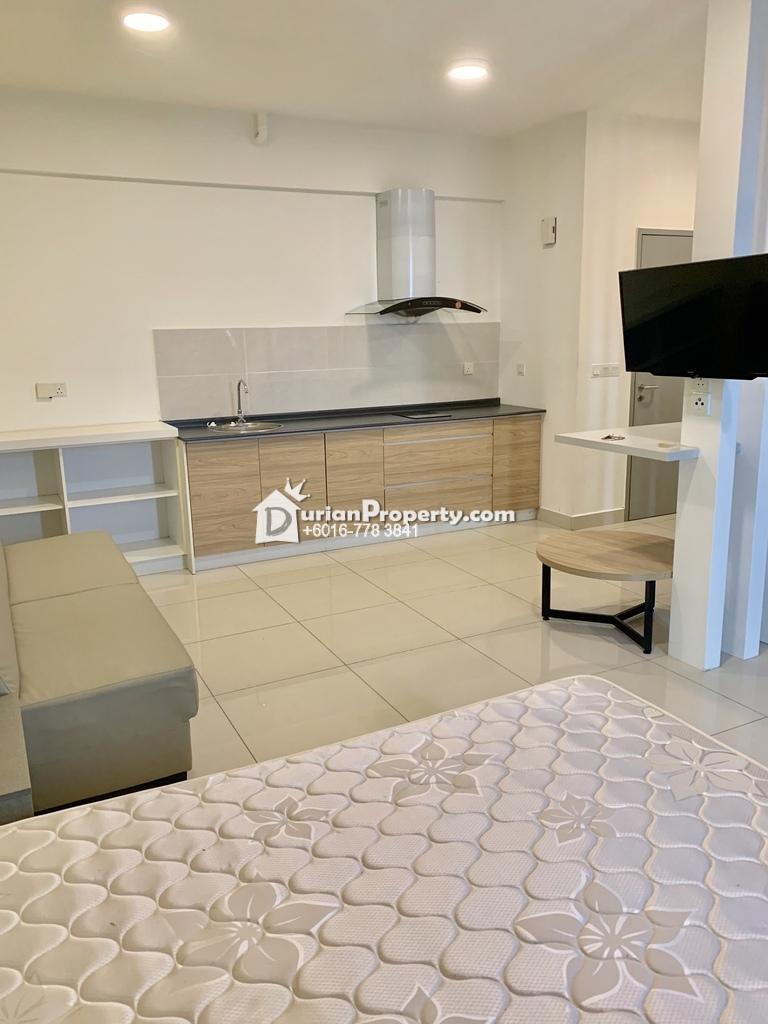 SOHO For Rent at EVO Soho Suites, Bandar Baru Bangi