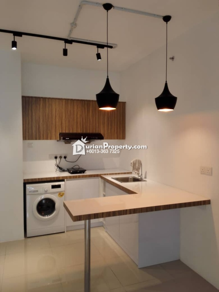 Serviced Residence For Rent at Menara Geno, Subang Jaya