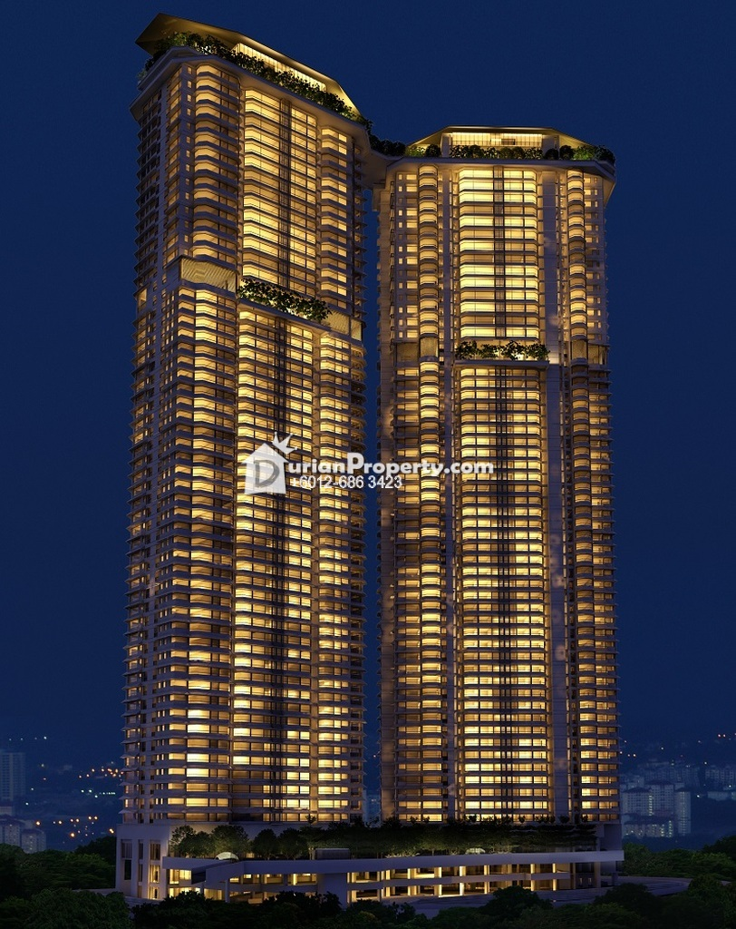 Serviced Residence For Rent at The Sentral Residences, KL Sentral