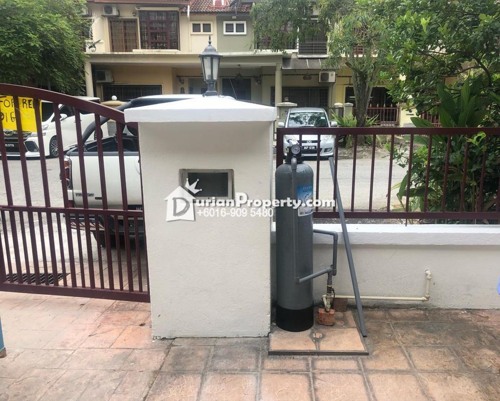 Terrace House For Rent at Taman Puchong Prima, Puchong