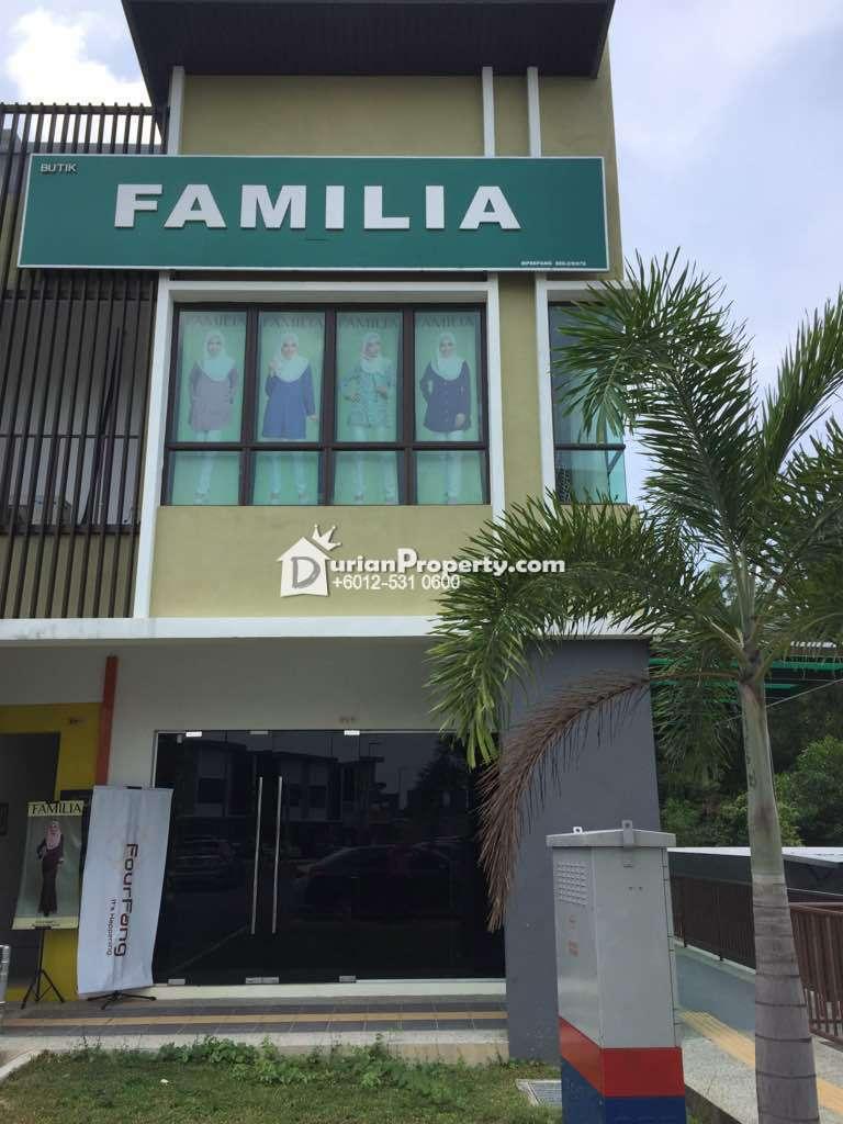 Shop For Sale at Plaza Crystalville, Cyberjaya