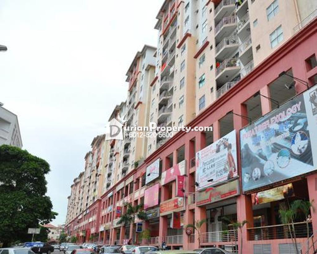 Apartment For Auction at Vista Magna, Taman Kepong