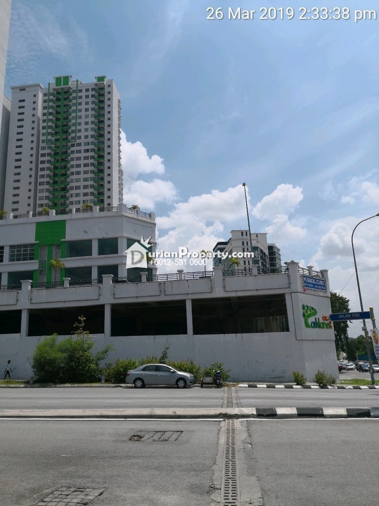 Apartment For Auction at Parklane OUG, Old Klang Road