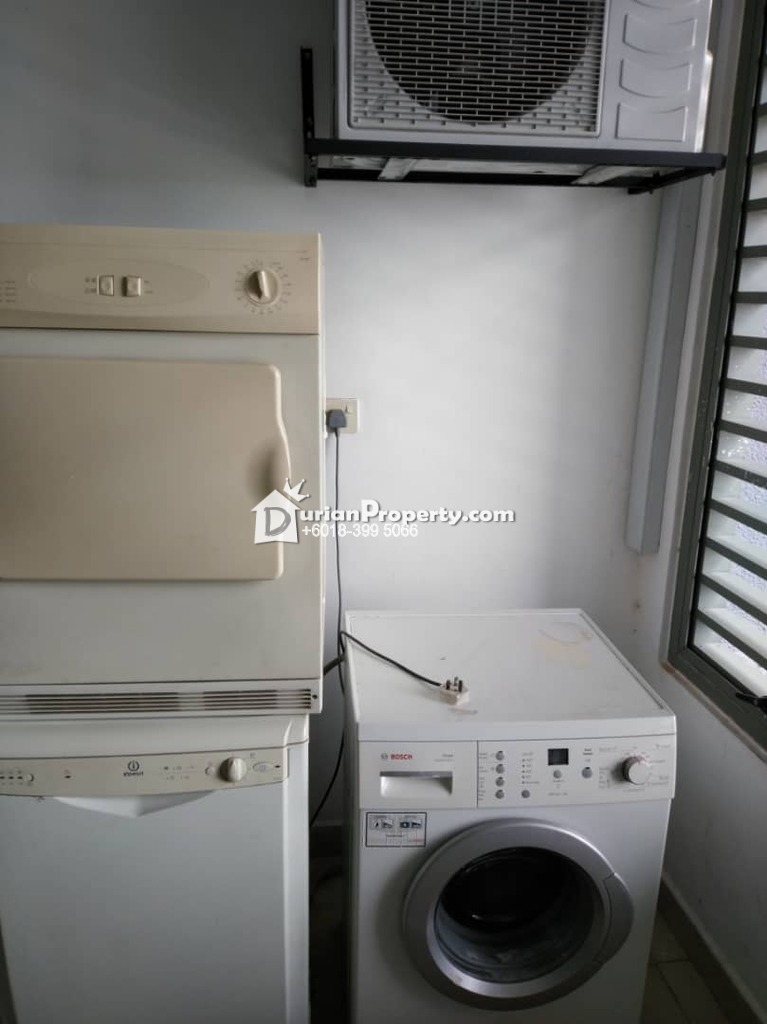 Condo For Rent at The CapSquare Residences, Dang Wangi