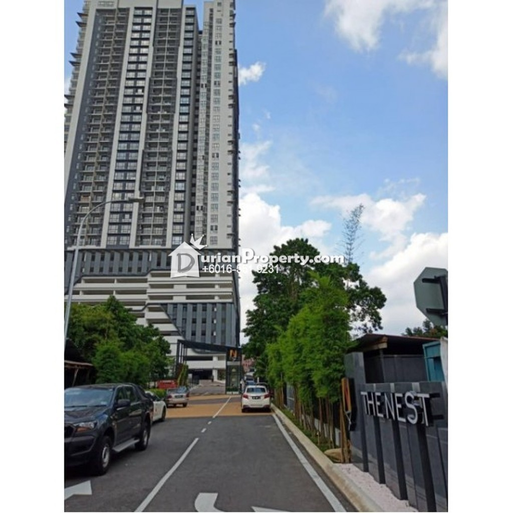 Condo For Sale at The Nest Residences, Old Klang Road