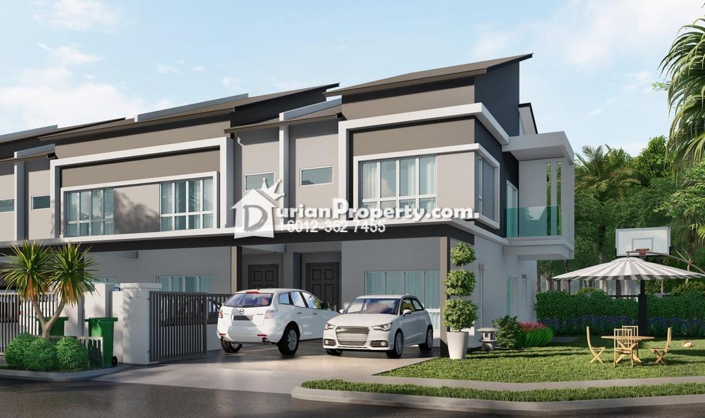 Terrace House For Sale at Alamanda Parklands, Rawang