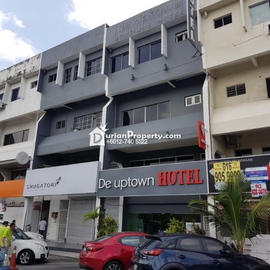 Shop For Rent at Damansara Uptown, Damansara Utama