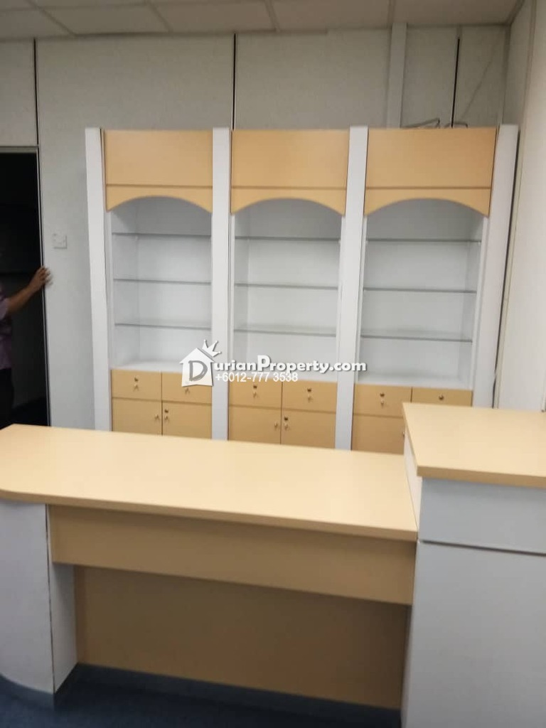 Office For Rent at Mutiara Complex, Jalan Ipoh