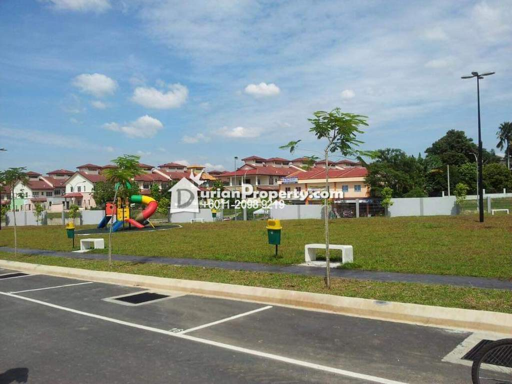 Semi D For Sale at Taman Tropika 2, Kajang