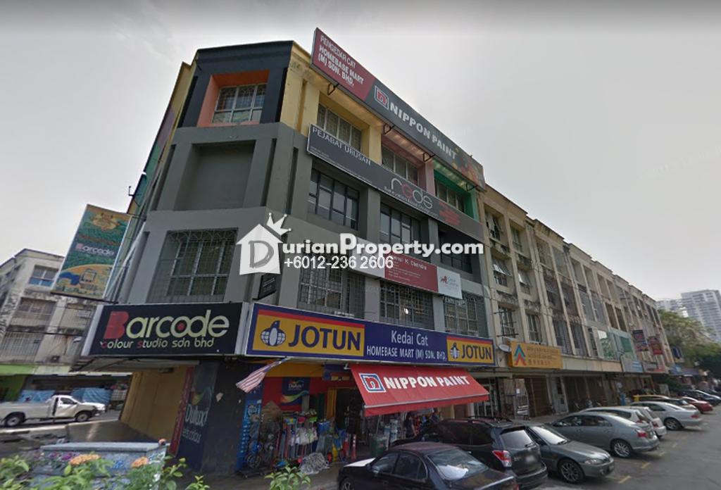 Office For Sale at Taman Wawasan, Pusat Bandar Puchong