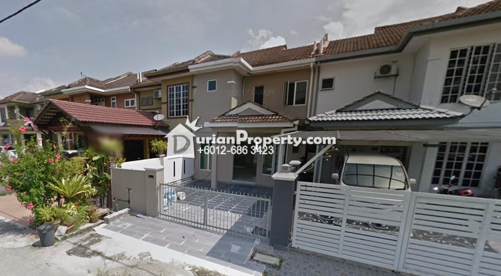Terrace House For Sale at Taman Putra Perdana, Puchong