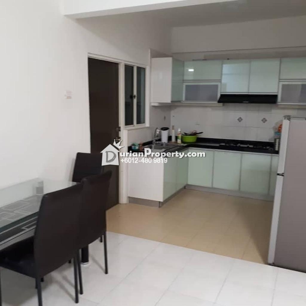 Apartment For Rent at Gold Coast, Bayan Indah