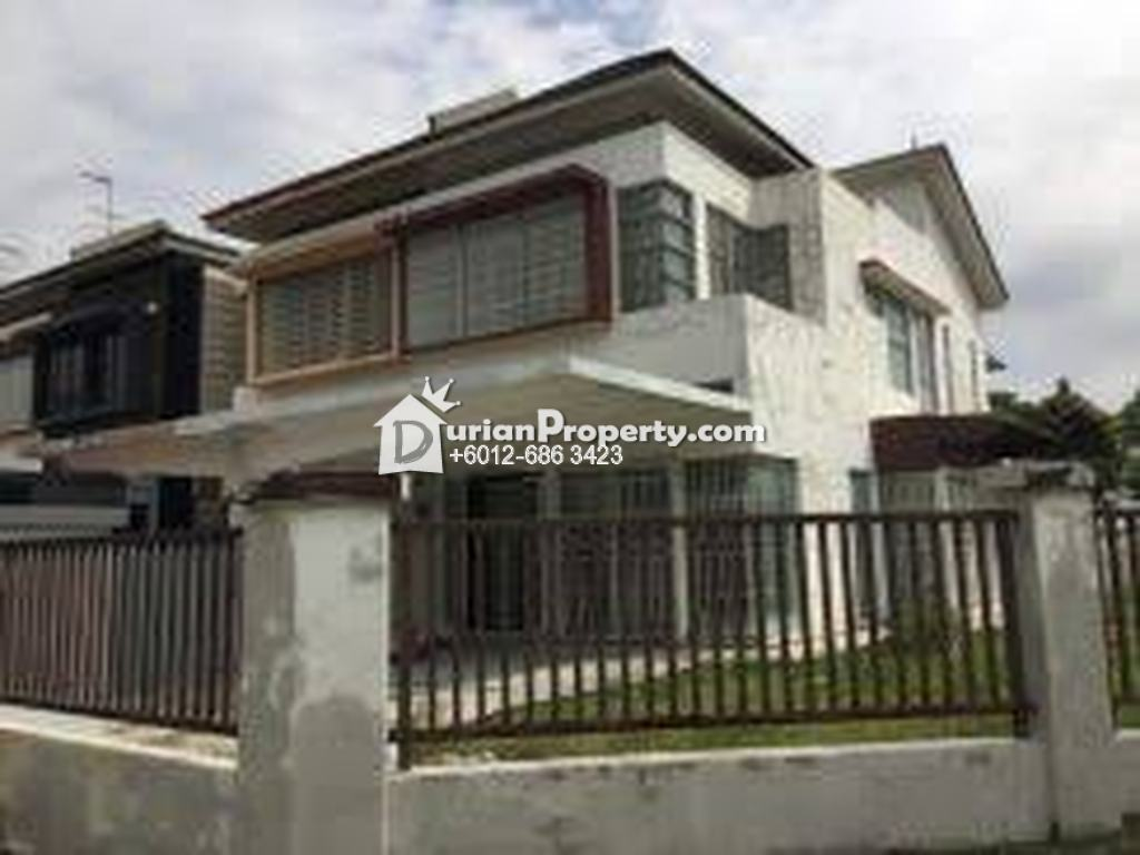 Terrace House For Sale at Taman Miharja, Cheras