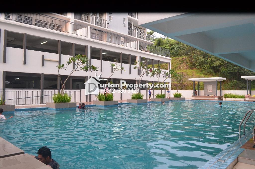 Apartment For Sale at Hijauan Height, Kajang