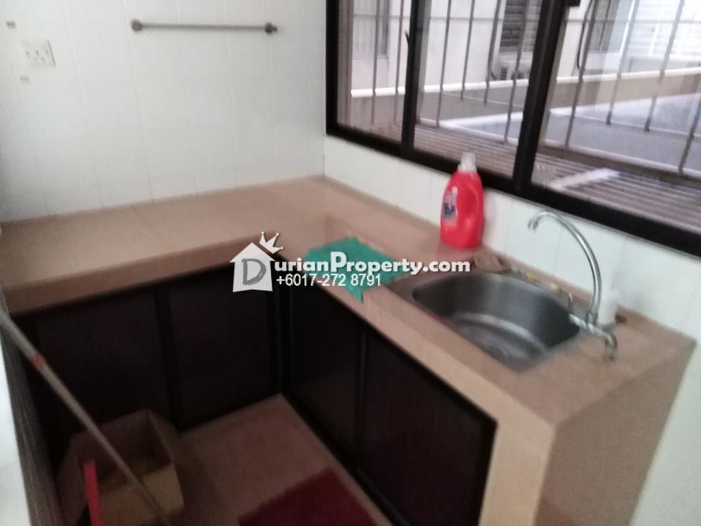 Apartment For Sale at Prima Tiara 1, Segambut
