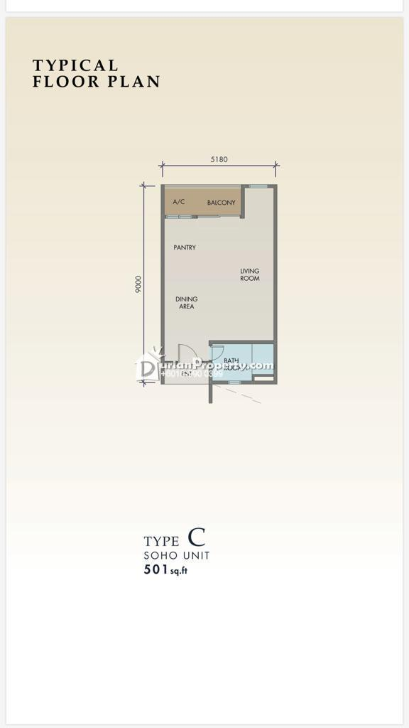 Apartment For Sale at Vista Bangi, Kajang