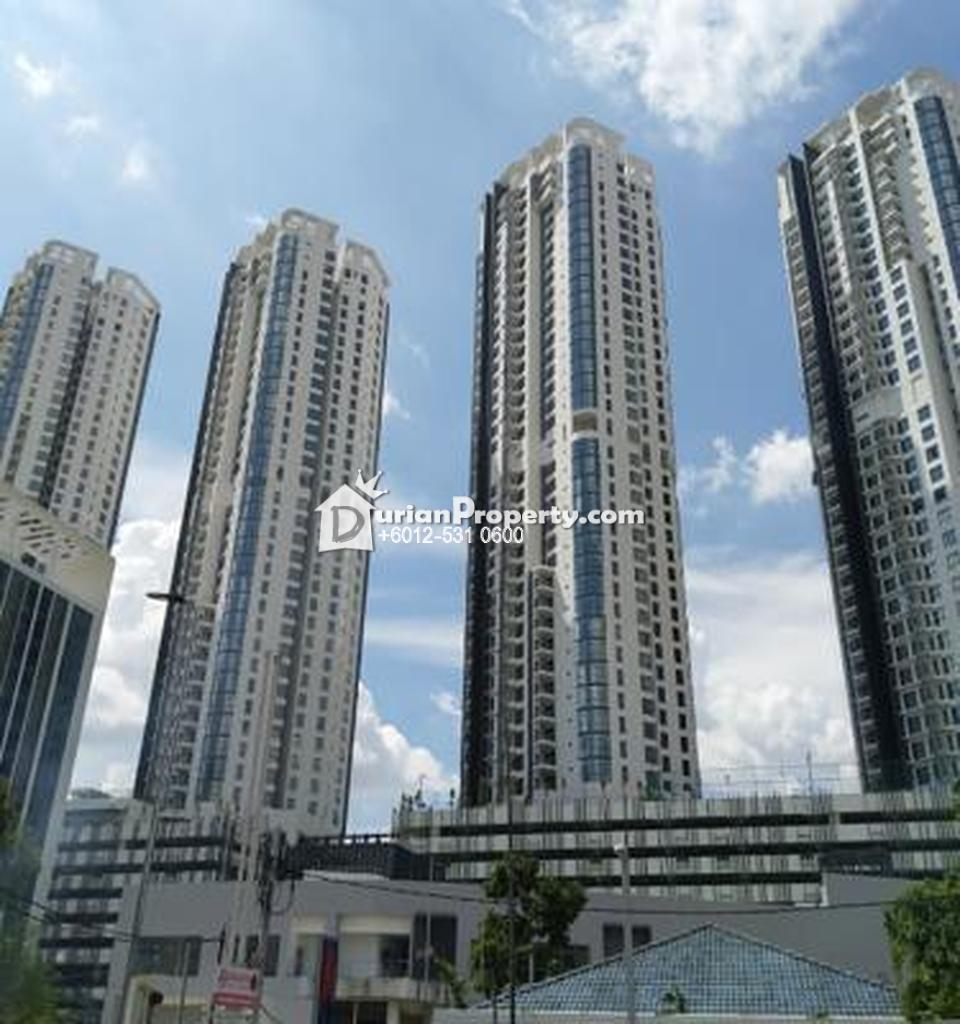 Apartment For Auction at VIVO RESIDENCES @ 9 Seputeh, Old Klang Road