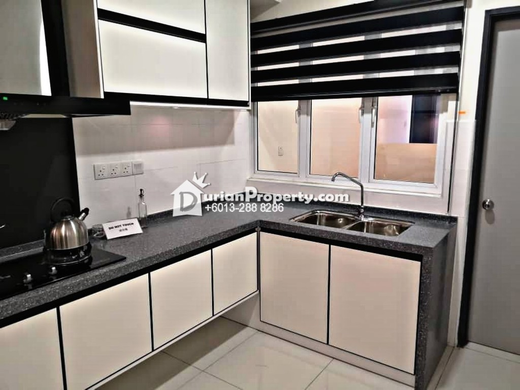 Condo For Sale at E Park Residence, Sungai Buloh