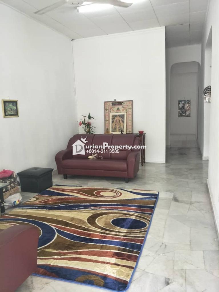 Terrace House For Sale at Taman Desa Jaya, Tebrau
