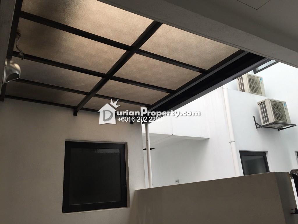 Superlink For Rent at Bandar 16 Sierra, Puchong
