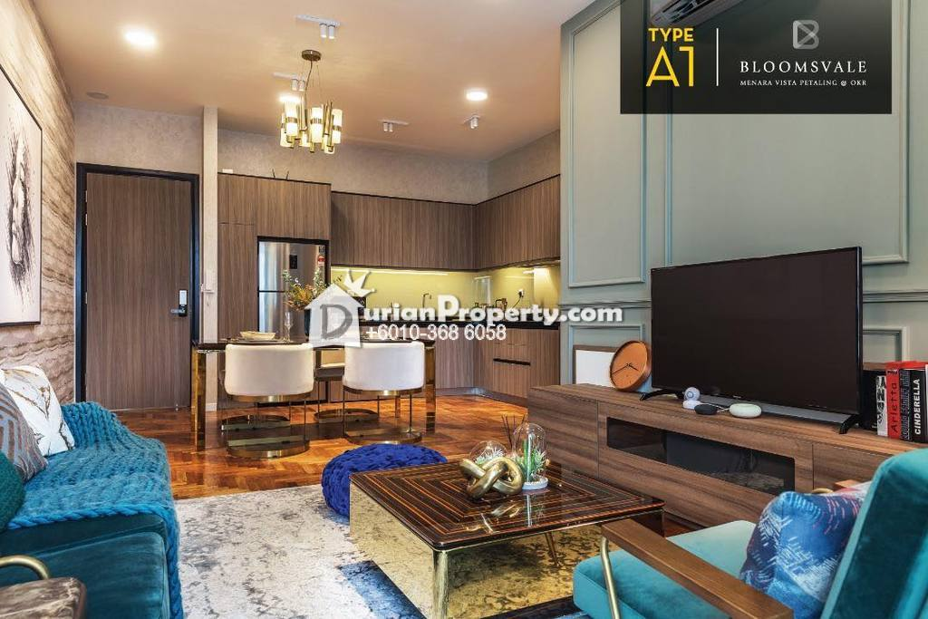 Condo For Sale at BloomsVale, Old Klang Road